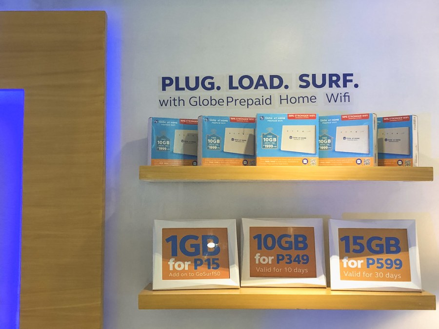 GLOBE AT HOME GO UNLI WIRED PLANS (5 of 22)