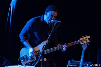 Solar Halos @ Cats Cradle Back Room in Carrboro NC on February 3rd 2018
