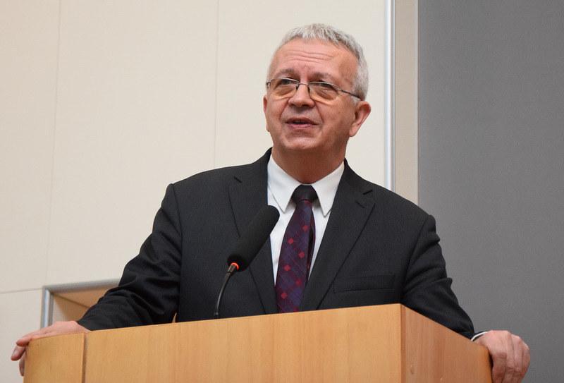kurator Krzysztof Marek Nowacki