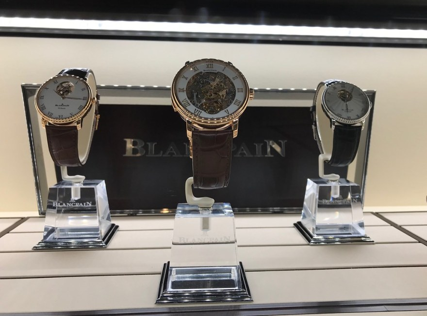Blancpain Le Brassus Repetition Minutes, Tourbillon 12 Jours and Carrousel Volant