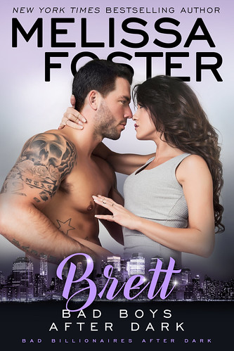Bad Boys After Dark: Brett (Bad Billionaires After Dark Book 4) by [Foster, Melissa]