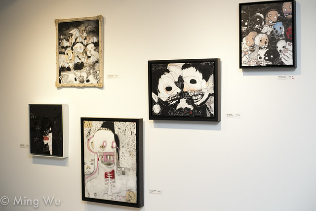 New Year New Works @ Seven Below Gallery