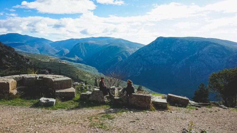 Delphi Mount Parnassus Greece (10 of 26)