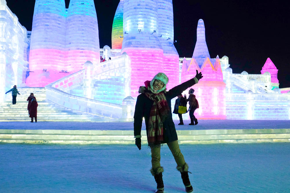 Harbin Ice Festival -19