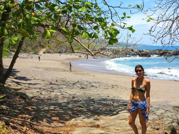 La mejor playa de Montezuma