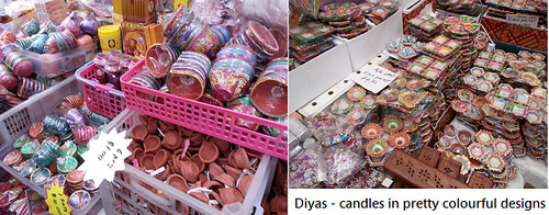 Diwali Shopping Little India