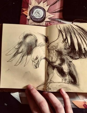 Just doodlin