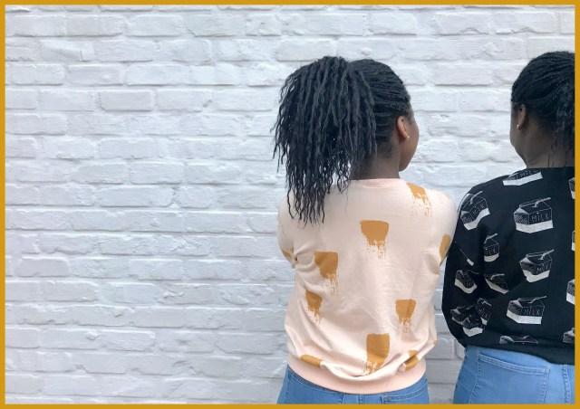 SYAS sweater x 2