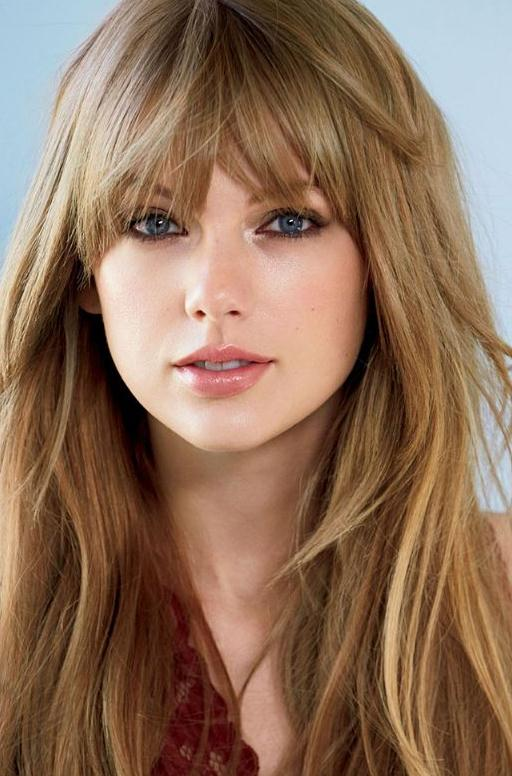 Best Bangs Haircuts 2018-2019 for girls