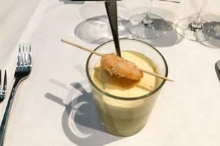 Mango / Curry/ Garnele
