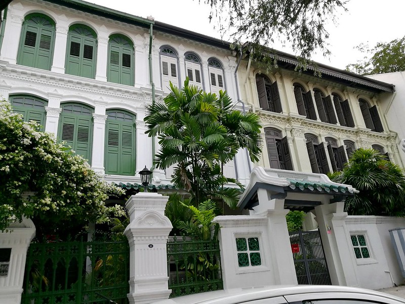 City Girl City Stories: Shophouses
