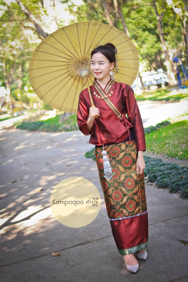 Myanmar Traditional Dresses