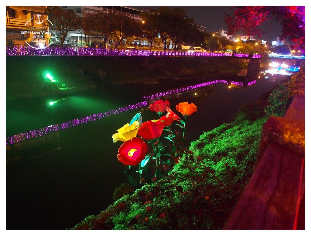 2018元宵節,屏東景點,屏東綵燈節,屏東踩燈節,萬年溪 @薇樂莉 Love Viaggio | 旅行.生活.攝影