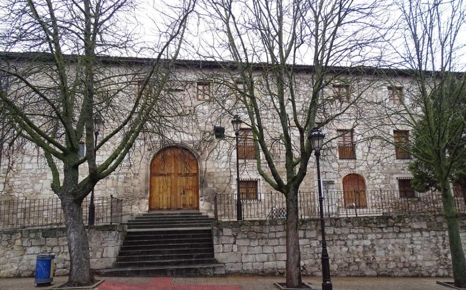 Burgos Centro Castellano de Creación Artistica Francisco Salinas 02
