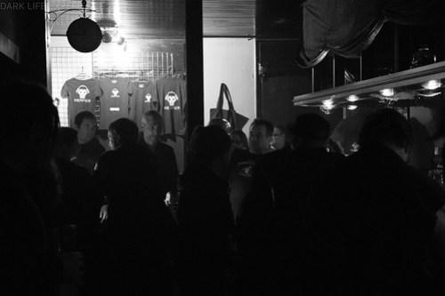 Schwarze Nacht - Kultube - Aftershowparty