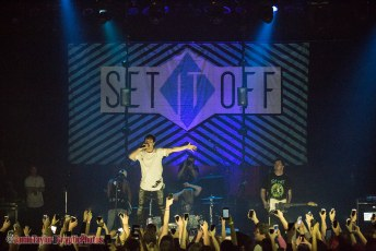 Sleeping with Sirens + Set It Off + The Gospel Youth @ The Vogue Theatre - February 6th 2018