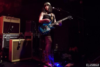 Skating Polly @ Cats Cradle in Carrboro NC on May 9th 2017