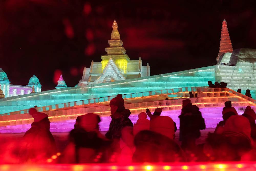 Harbin Ice Festival -6