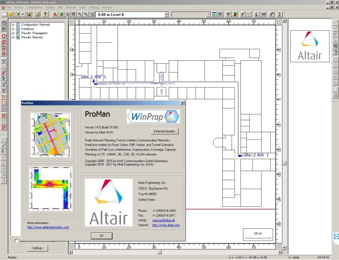 Processing with Altair WinProp 14.5 Suite full