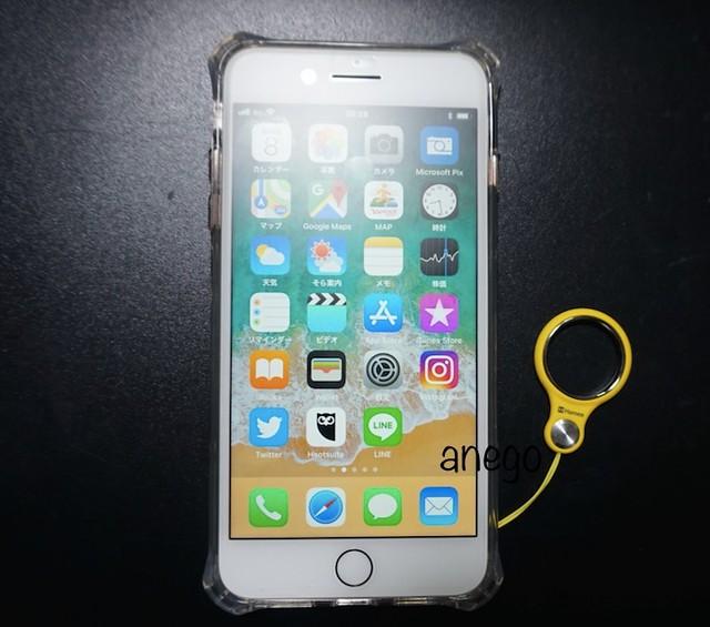 iPhone 8 p アクセサリーと