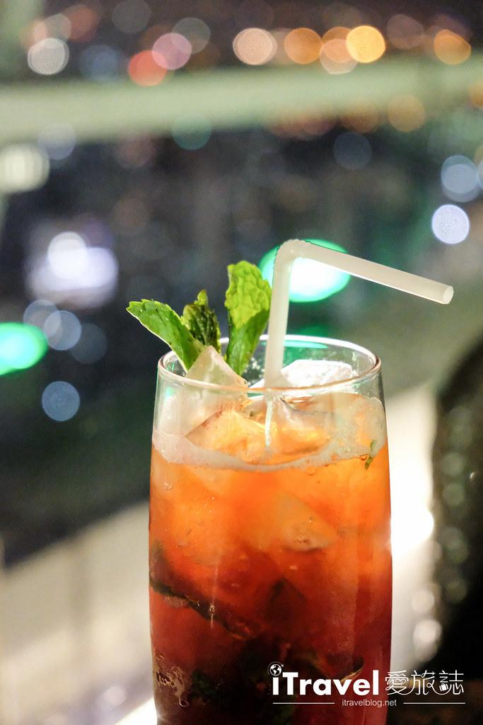 曼谷高空酒吧 Red Sky Bar (20)