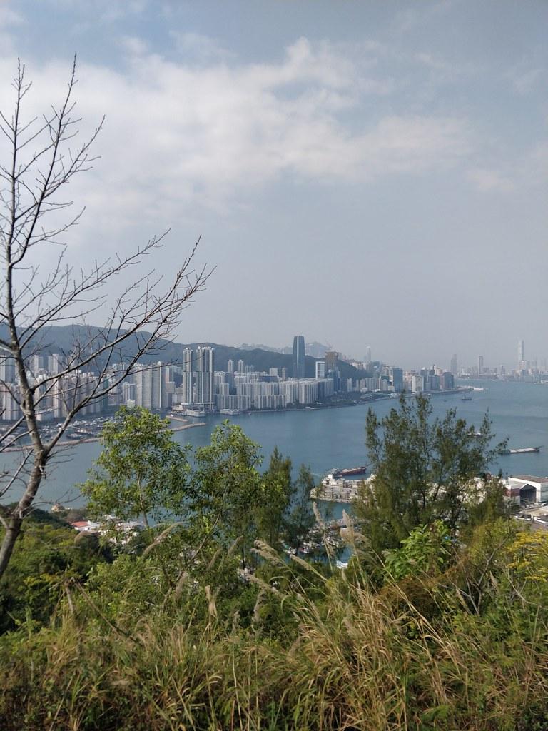 Hong Kong Devil's Peak