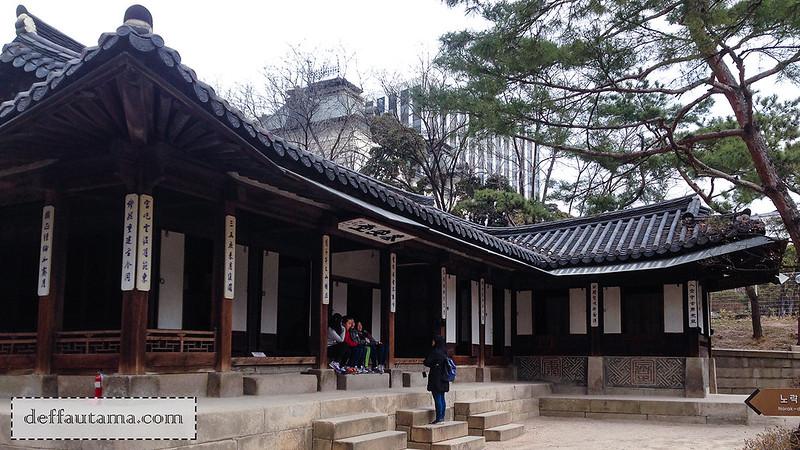 5 hari di Seoul - Unhyeongung Palace 1