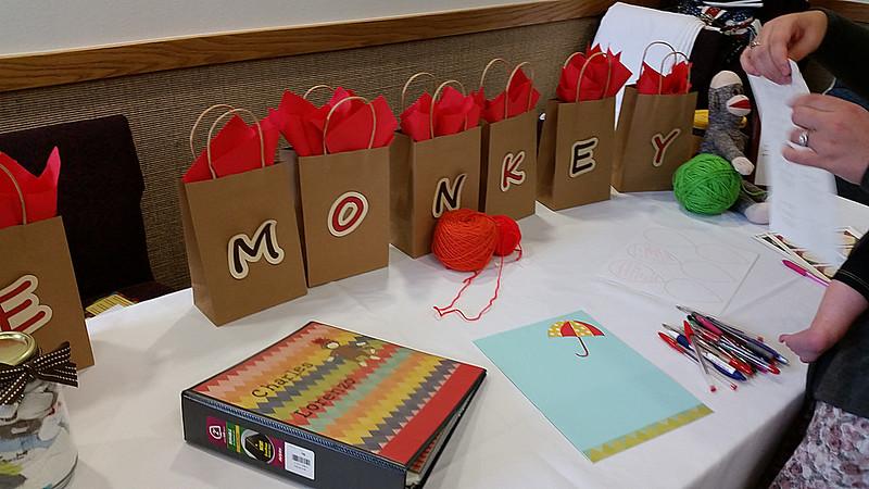 sock monkey 15