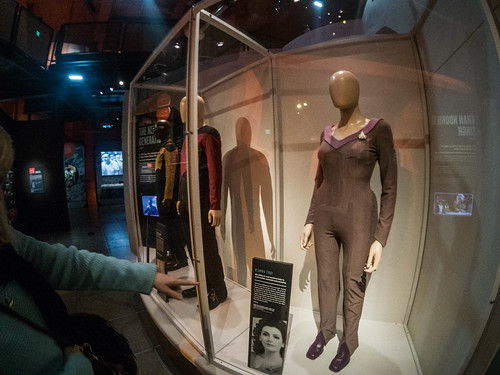 Troi and Riker Outfits