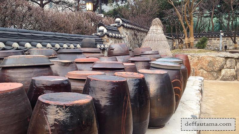 5 hari di Seoul - Namsangol Hanok Village 3