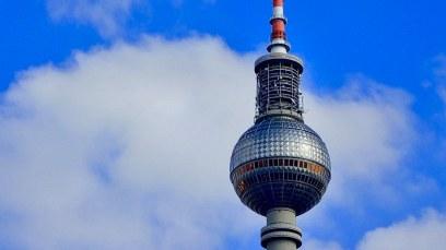 Berliner Fernsehturm Tower