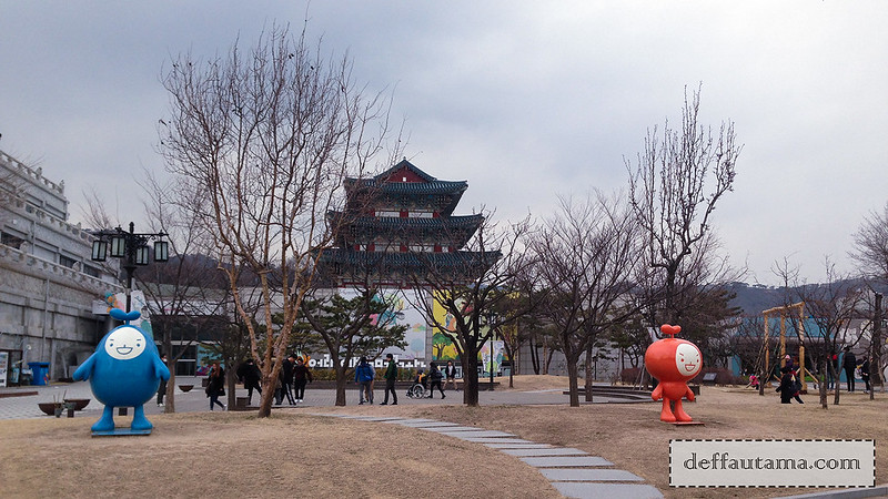 5 hari di Seoul - Theme Park 1