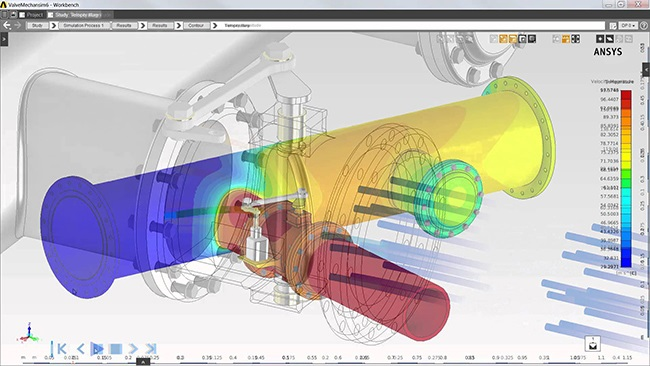 Working with ANSYS Products 19.0 full