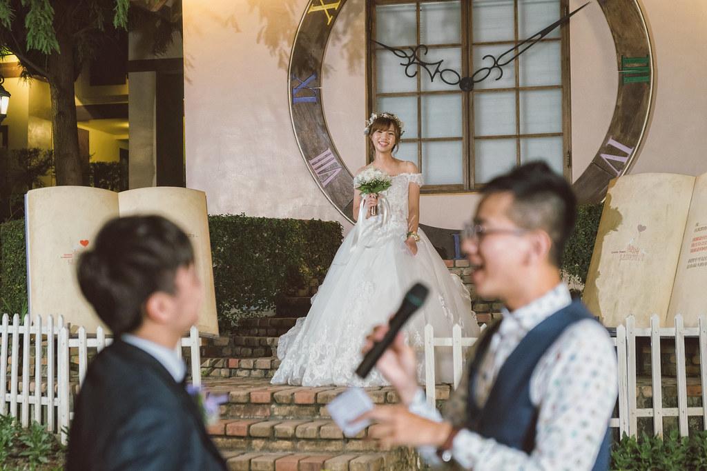 臺中婚攝/臺中心之芳庭婚禮紀錄 -國正&子瑄[Dear studio 德藝影像攝影]