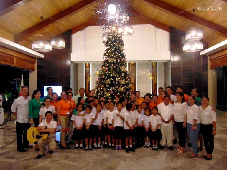 BE GRAND BOHOL CHRISTMAS TREE LIGHTING 1