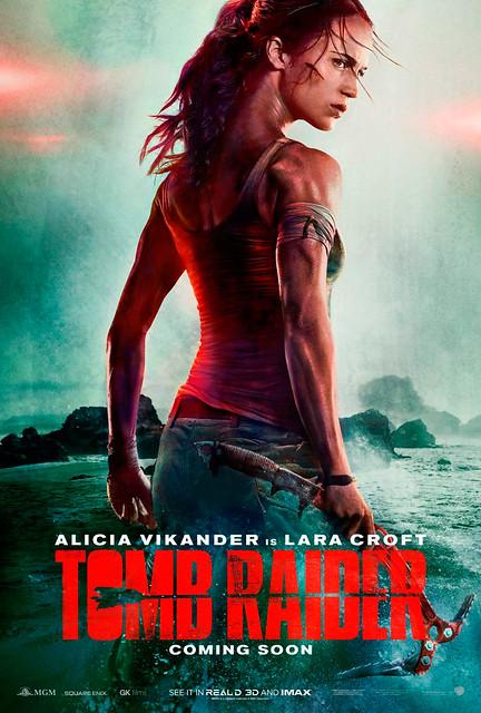 Estrenos del 2018 - Tomb Raider
