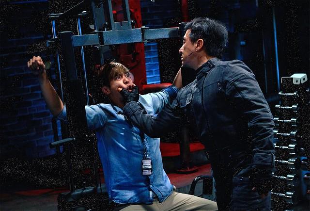 Bleeding Steel Jackie Chan Show Lo