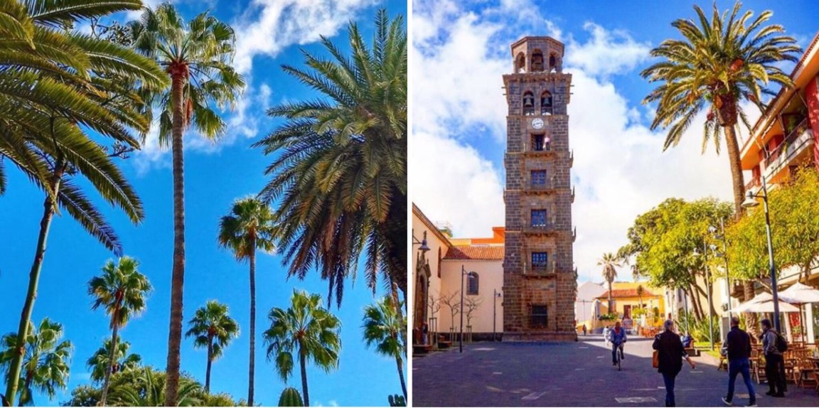 Reissuvuosi 2017: Puerto de la Cruz
