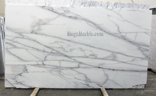 Calacatta Lincoln 2cm Honed marble slabs for countertops