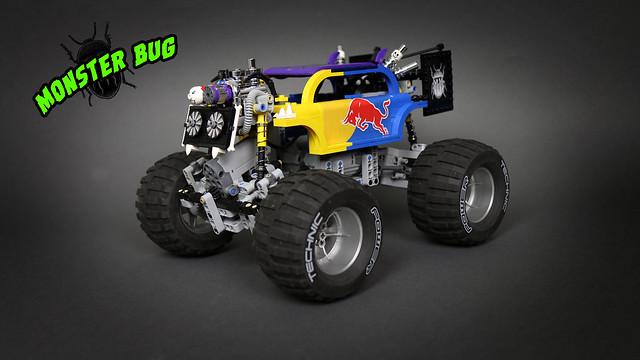 Monster Bug VW Beetle Monster Truck