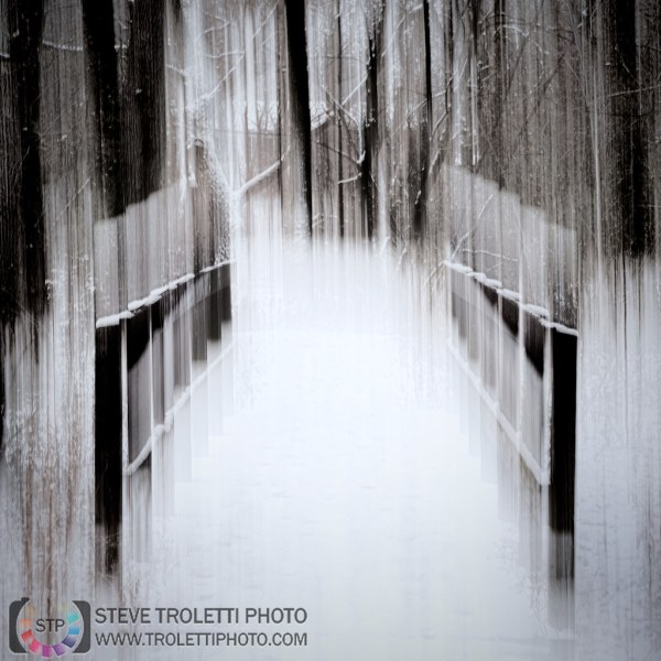 ICM - The little wooden bridge