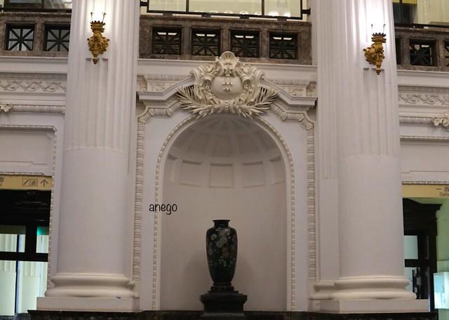 国立台湾博物館 つぼ