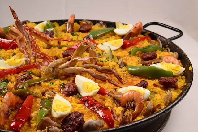 Mario's Paella Valenciana
