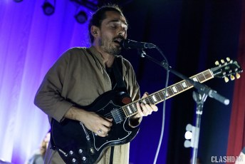 Local Natives @ Haw River Ballroom in Saxapahaw NC on March 24th 2017