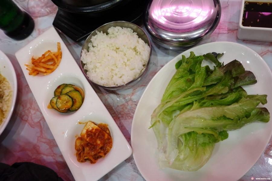 桃園美食,浪漫廚房,熱門IG打卡景點,超粉紅夢幻,韓式餐廳 @VIVIYU小世界