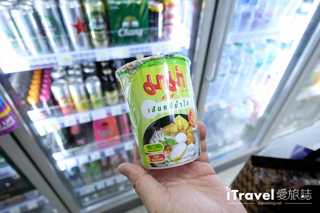 《曼谷自由行》FamilyMart全家超商:美味零食與餐點推薦