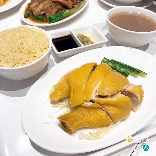 百福海南雞飯