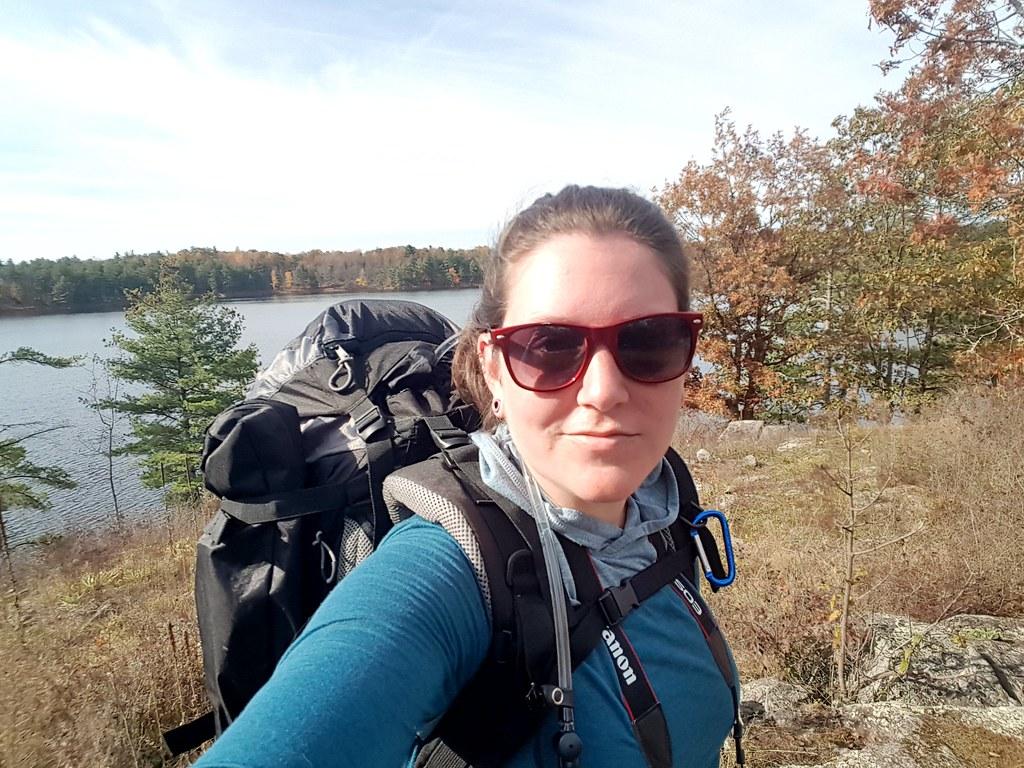 Frontenac Provincial Park Day 1
