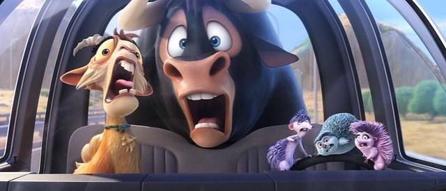 Ferdinand car chase