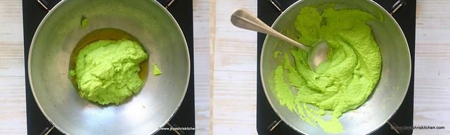 green peas kheer 4